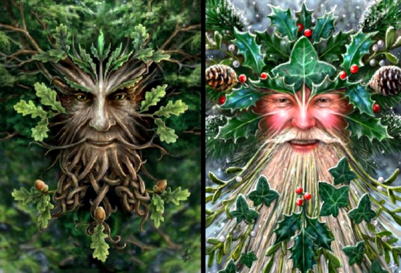 The Celtic Roots of Santa Claus