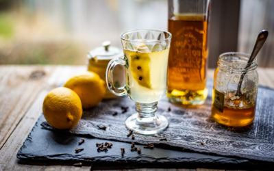 Winter Warmer Hot Toddy