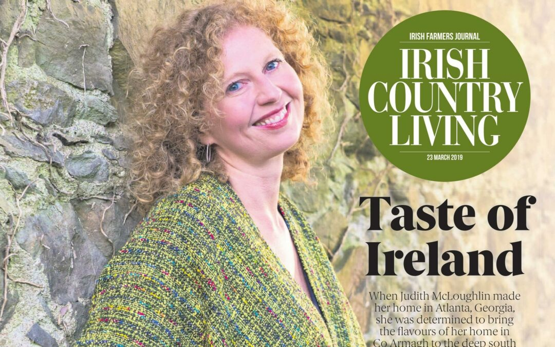 Featured in Irish Country Living!