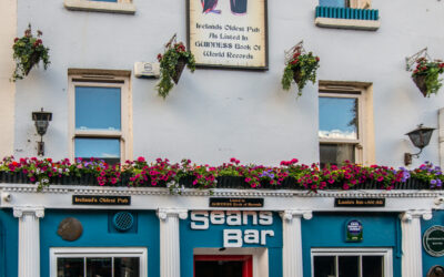Ireland's Oldest Pub and the Birth Place of Irish Whiskey