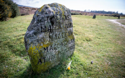 The end of the Scottish Clans at Culloden