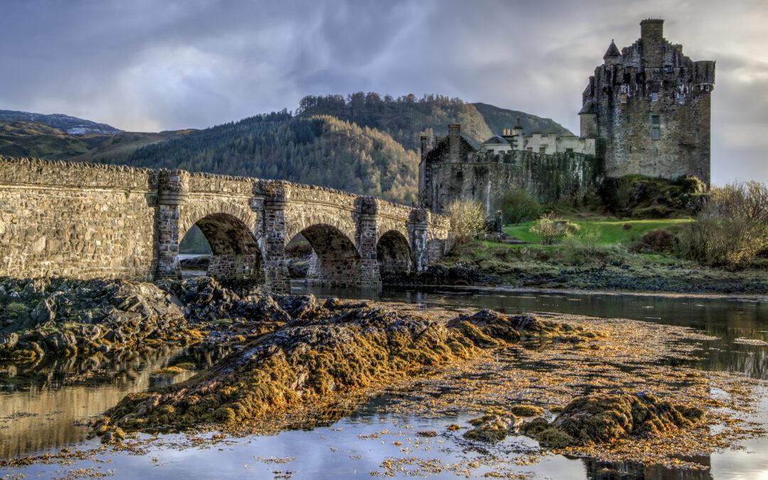 The Amazing Eilean Donan Castle