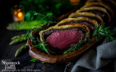 Irish Style Beef Wellington
