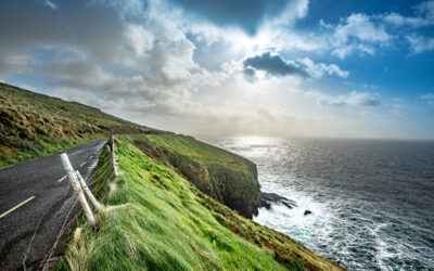 Follow the Old Road to Ireland